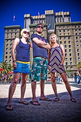 german tourists
