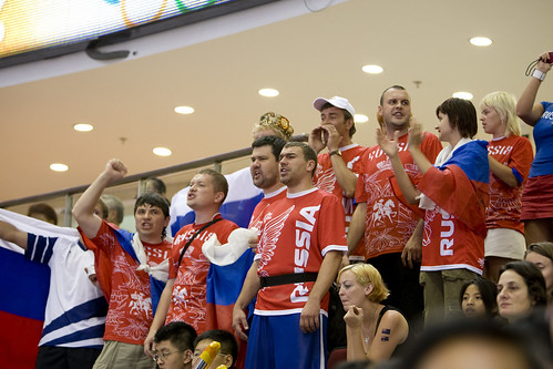 Beijing Day 8 — Basketball RUS v CHN — 19