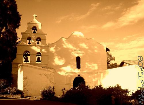 Basilica Minor de San Diego De Alcala