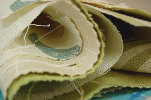 fabrics for a custom order