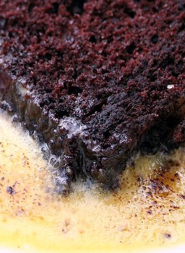 Bundt Chocolat & Crème Brûlée: 4 ans, ça se fête! -
