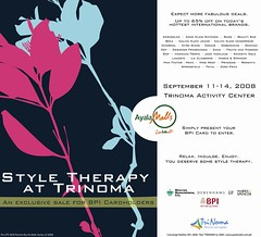 Style Therapy Sale