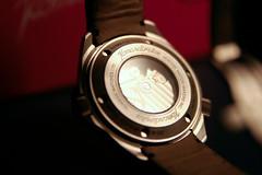 see-through glass back (mr.scoff) Tags: wristwatch vostok komandirskie