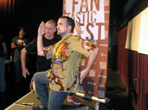 Fantastic Fest 2007: Tim and Nacho