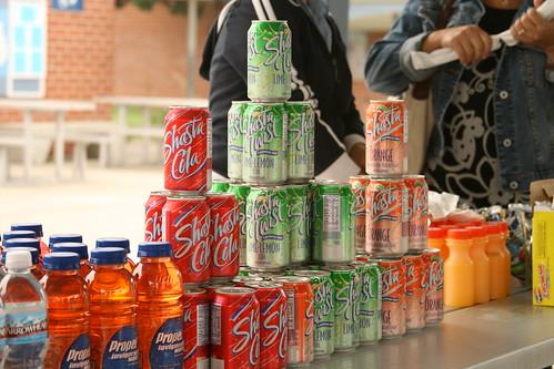 pyramid soda