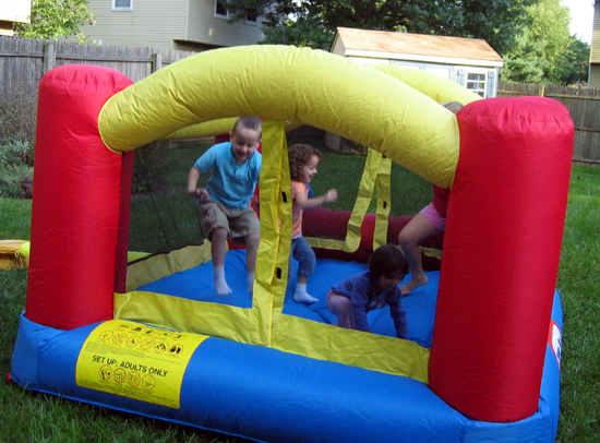 Inflatable Fun (Click to enlarge)