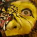 Lion Tamer facepainting Mini Movie! por hawhawjames