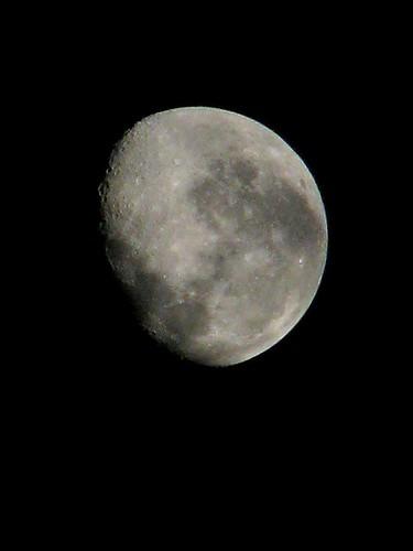 Rotasi Bulan