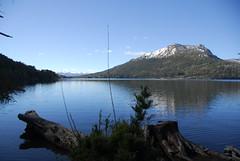 Lake near Cerro Catedral