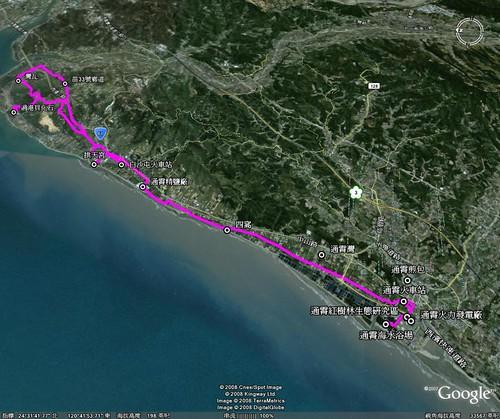 苗栗好望角(南)30.1km
