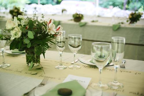2902337764 cb316cc0a2 141 ideias de casamento verde e branco