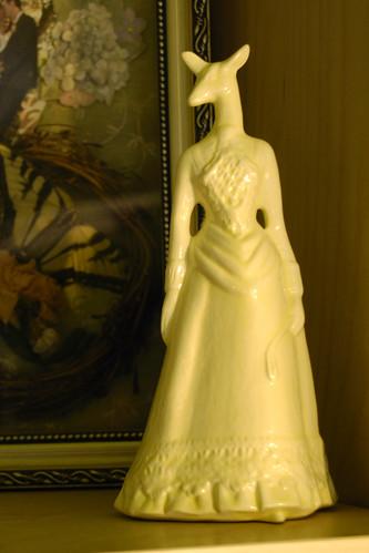 Victorian Deer Lady