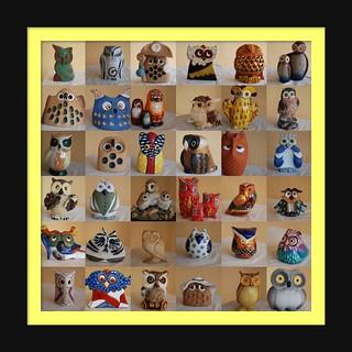 Colección de Buhos. Para mis amigos de Flirck