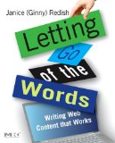 Letting Go of the Words by Ginny Redish