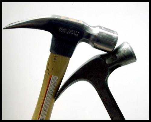 hammer support