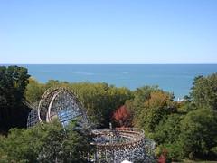Lake Erie and Waldameer Park (Itinerant Wanderer) Tags: pennsylvania erie presqueislestatepark 5photosaday