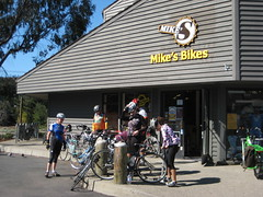 At Mike's Bikes Sausalito IMG_1796.JPG Photo