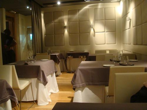 Salón del restaurante - Piso inferior