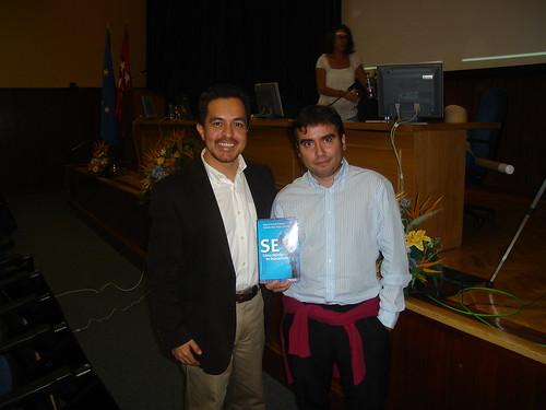 """Octavio Rojas y Miguel Orense - Libro """"SEO. Cómo triunfar en buscadores"""""""