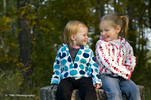 Sisters = Friends