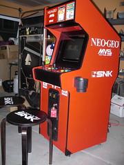 Restored Neo-Geo MVS-2-13