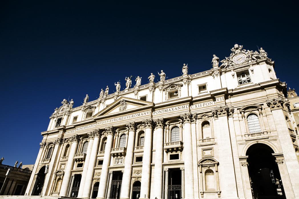 Basilica di San Pietro in Vaticano (St. Peter's Basilica)