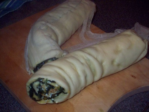 cooked rotolo