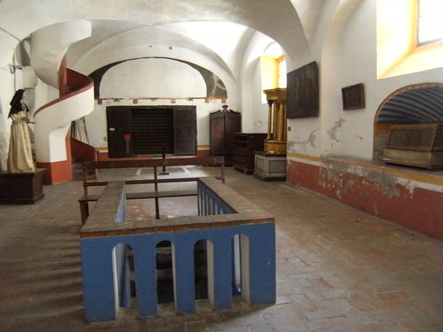 Ex Convento Agustino de Santa Monica Siglo XVII (Puebla de los Angeles) Mexico by Catedrales e Iglesias