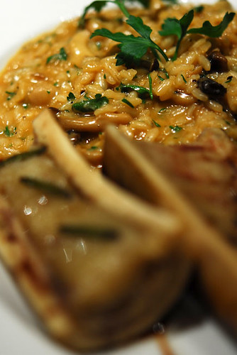 Bone Marrow Risotto - DSC_2658