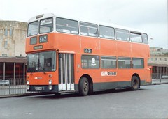 4663-01 (Ian R. Simpson) Tags: leyland greatermanchestertransport atlantean gmbuses northerncounties an68 a663hnb