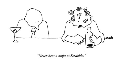 Scrabble anyone?