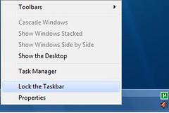Transformez la barre des tâches Vista en la barre des tâches Windows 7 pic4