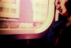 Si, viaggiare (ale2000) Tags: travel sleeping people woman window train wow outside donna xpro gente sleep crossprocess cosina persone photowalk inside traveling agfa treno viaggio dormire cx2 ctprecisa finestrino viaggiare addormentata siviaggiare aledigangicom mrluciobattisti