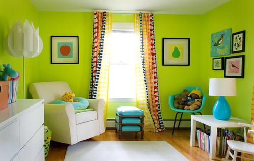 Julianna's Rainbow Room by jennyology