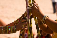 Knot So Sweet (Ashish T) Tags: sun india festival asian religious women god indian religion culture lord canopy mumbai sugarcane bihar chhath ashisht ashishtibrewal
