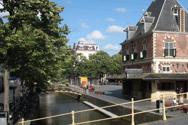 Leeuwarden, De Waag (Weigh House), Friesland