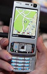 Nokia Mobile Millennium GPS