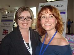 Jessica Bowman and Heather Lloyd Martin