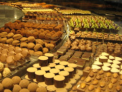 chocolate shop, zurich