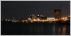 Rostock Stadthafen Blick auf die Silohalbinsel bei Nacht (stefanspy (38)) Tags: germany deutschland rostock nachtaufnahme stadthafen hansestadt mecklenburgvorpommern norddeutschland warnow digitalcameraclub nightcapture hansestadtrostock photoshopcs3 canoneos450d silohalbinsel tamronaf1750128