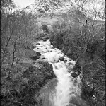 River Coupall & Buachaille Etive Mor