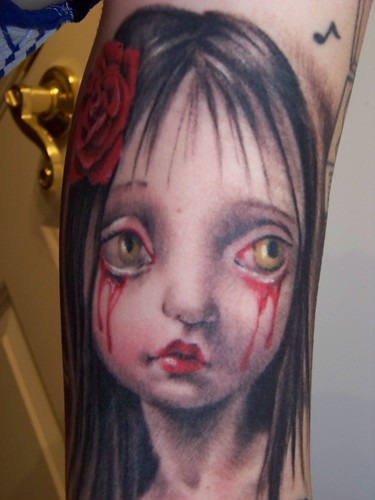 Mark Ryden Tattoos (Pool)
