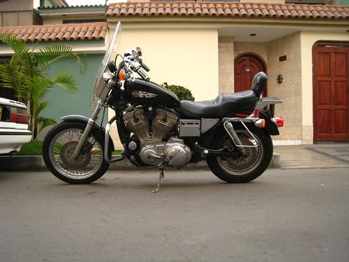 New Harley davidson
