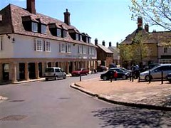 Pummery Square, Poundbury (by: Duchy of Cornwall)