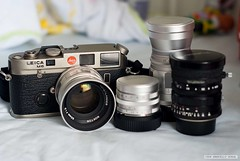 THE LEICA FAMILY WAS BIGGER (msokal) Tags: