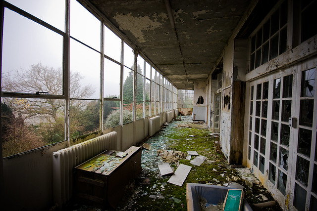 Broomhill Hospital 15 (by Ben Cooper)