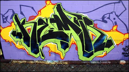 3 graffiti kems