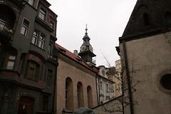 Jued. Rathaus & Synagoge