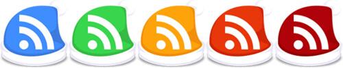 RSS – Iconos navideños