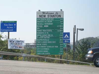 New Stanton